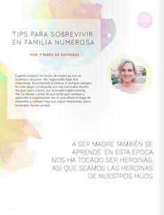 Superfamilias - Tips para sobrevivir en una familia numerosa  Good Mood Magazine #5