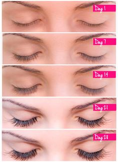 Eyelash Growth Solution Women Are Now Using To Grow Longer Eyelashes Nail Design, Nail Art, Nail Salon, Irvine, Newport Beach Thick Lashes, Thicker Eyelashes, Longer Eyelashes, Long Lashes, False Eyelashes, Castor Oil Eyelashes, Fake Lashes, Vaseline Eyelashes, Coconut Oil Eyelashes