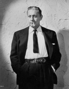 John Barrymore, actor extraordinaire, grandfather of Drew Barrymore. Hollywood Actor, Golden Age Of Hollywood, Classic Hollywood, Old Hollywood, Barrymore Family, John Barrymore, Henry Fonda, Silent Film Stars, Vincent Price