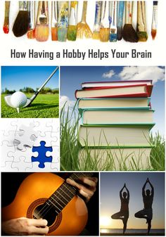 Whatever your hobby is, it more than likely is helping your brain by keeping it engaged and active. Read on to learn how hobbies specifically can keep your brain buzzing!