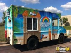 New Listing: http://www.usedvending.com/i/1988-Chevy-Step-Van-Shaved-Ice-Snow-Cone-Truck-Turnkey-Business-/SD-T-159M 1988 - Chevy Step Van Shaved Ice / Snow Cone Truck Turnkey Business!!!