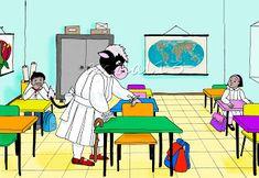 LÁPIZ Y PAPEL: La vaca estudiosa Family Guy, Guys, Fictional Characters, Cow, Short Stories, Fantasy Characters, Sons, Boys, Griffins