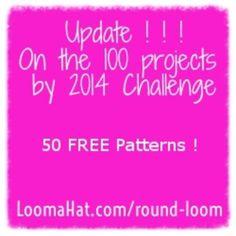 50 Free Loom Knit Patterns