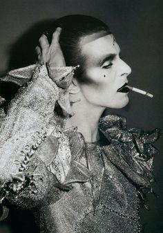 "Brian Duffy :: David Bowie for ""Scary monster and Super Creeps"", 1980 / src: TheRedList more [+] by B. Duffy / more [+] David Bowie posts Angela Bowie, Brian Duffy, Anthony Kiedis, Tilda Swinton, Ziggy Stardust, Lady Stardust, Keith Richards, Freddie Mercury, Stevie Nicks"