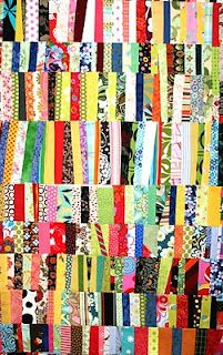 love these string quilts