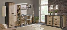 Prostota w ciepłej kolorystyce. Divider, Sweet Home, Entryway, Neon, Furniture, Home Decor, Products, Oak Tree, Closet