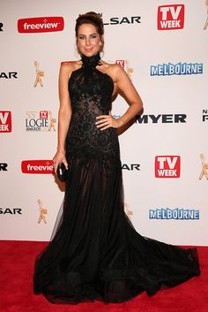 Kate Ritchie in Steven Khalil - Love this one