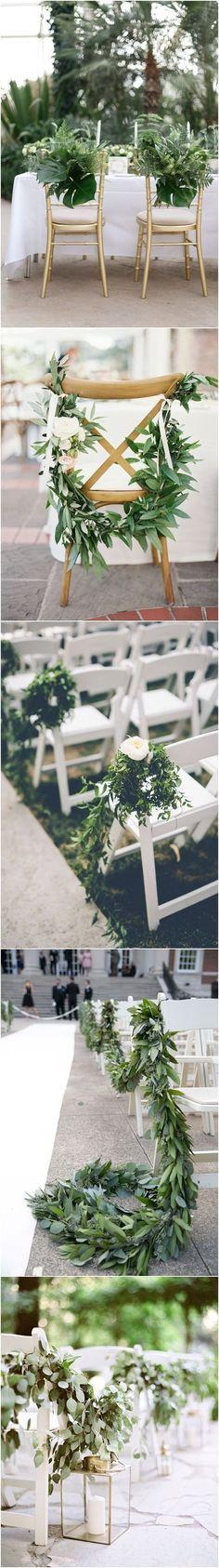 Greenery wedding decor ideas / http://www.deerpearlflowers.com/greenery-wedding-decor-ideas/ #weddingbackdrops #weddingdecorations