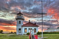 Mukilteo Lighthouse - Photo Credit- Justin Kraemer Photography