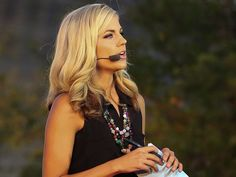 ESPN reporter Samantha Steele is dating Vikings QB Christian Ponder. Is she to blame for his struggles?