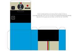 DIY: Caixinha com fotos Polaroid | Namorada Criativa - Por Chaiene Morais
