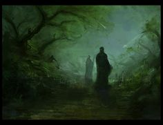 Black Forest by Gizmodus (http://gizmodus.deviantart.com/art/Black-Forest-24548218)