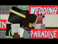 PARADISE! Minecraft  Role-Play Server. A New Years Wedding