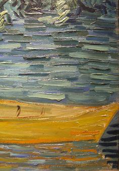 Van Gogh (detail) Artist Van Gogh, Van Gogh Art, Art Van, Vincent Van Gogh, Monet, Paul Gauguin, Van Gogh Pinturas, Pierre Auguste Renoir, Painting Art