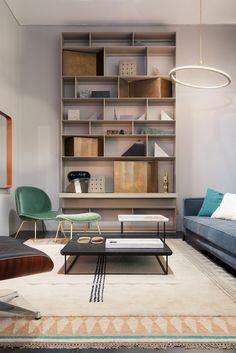 Studiopepe firma il restyling dei 2 negozi Spotti Milano | DESIGN STREET