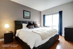 "'Sphinx"" apartment in downtown Montreal - one bedroom, fully furnished, and artfully decorated - perfect for business or vacation"
