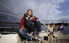 Laura Dekker: girl who wants to sail solo around world goes ...