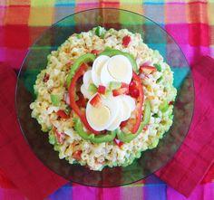 Confetti Macaroni Salad 2