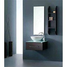 Single Sink Bathroom Vanity Set