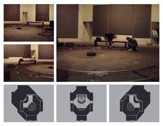 AD Classics: Rothko Chapel,Interior Light Study 01