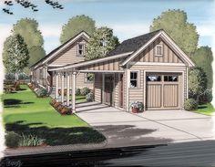 Detached Garage | Garage, Awesome Detached Garage Plans Ideas: Add a Bonus Room and ...