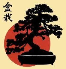 Karate kid tree logo