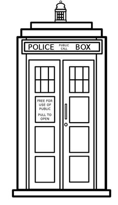 Simple Tardis Outline bigs1s 17 points18 2016 After prom