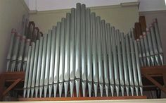 Our Casavant pipe organ was installed in December 1966.  Lots of information about it here!