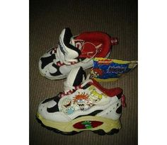 Nickelodeon sneakers for kids size 5 free ship for 14.99 newt $14.99