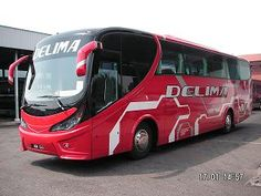 Bus from Singapore to Malacca (Melaka)