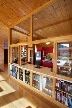 Lockwood Homes www.l… – Wine Venues Sliding Windows, Wine Storage, House Goals, Home Renovation, Beautiful Homes, Beach House, Home Improvement, Shelves, Flooring