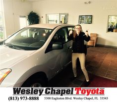 Asher was the best! I can't thank Toyota enough for always helping me get the best car for the best deal.  Megan Maclean Thursday, August 06, 2015