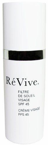 REVIVE Filtre De Soleil Visage SPF 45 by smbsi. $69.99. REVIVE Filtre De Soleil Visage SPF 45, 1.7 oz.. Save 26% Off!