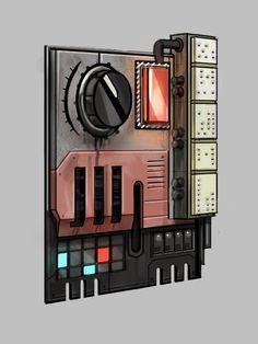 SWTOR control panel