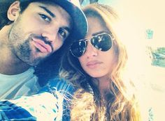 Duck Face from Eric Decker and Jessie James Are the Hottest Couple Ever | E! Online