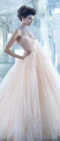 #mariage  #robe rose pâle