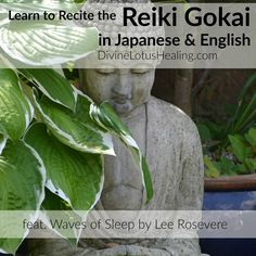 Divine Lotus Healing Learn to Recite the Reiki Gokai in Japanese and English feat Waves of Sleep by Lee Rosevere