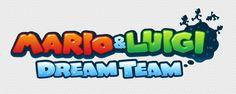 Beautiful Mario & Luigi: Dream Team artwork uploaded by IGC - Logo Aries, Mario And Luigi Games, 7 Logo, Team Logo, Video Game Logos, Video Game Reviews, Latest Video Games, Game Icon, Text Effects