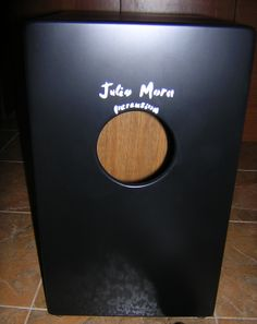 Trasera de cajón negro