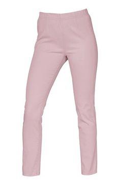 Mega cool Cellbes Jeggings Støvet rosa Cellbes Jeans til Damer i luksus kvalitet