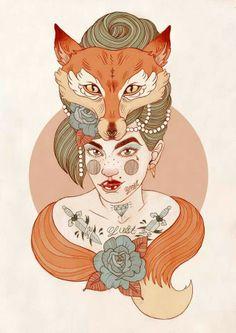 Liz Clement Illustration