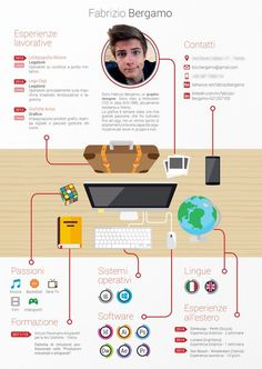 83 infographic resume ideas for examples If you like this design. Check others on my CV template board :) Thanks for sharing! Graphic Design Resume, Resume Design Template, Resume Templates, Template Cv, Creative Cv Template, Portfolio Webdesign, Portfolio Resume, Cv Digital, Cv Web