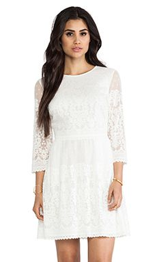 Dolce Vita Val Dress in Snow | REVOLVE