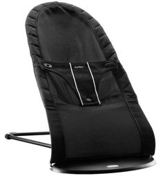 BABYBJORN Babysitter Balance Air - Black Mesh (874594006218) 3 positions play, rest, sleep Correct support for back and head Baby's movements make the babysitter rock Developed in close collaboration with doctors