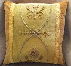 Antique 19th Century French Gold by FromAFrenchAttic on Etsy