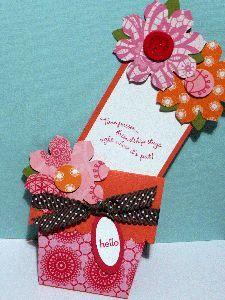 241 best flower pot cards images on pinterest flower cards paper get well card handmade greeting paper flower papercraft craft cards card crafts mightylinksfo