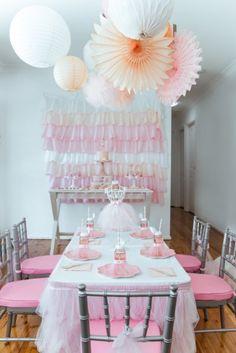 Rebekah's ballet and bows party - Life's Little Celebrations