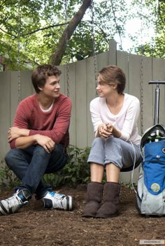 The Fault in Our Stars - Movie Fansite: Stills