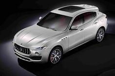 マセラティ初のSUV、レバンテを公開 自動車ニュース(高級車・スポーツカー) GQ JAPAN