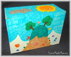 La scatola dell'estate: un salvadanaio per i ricordi